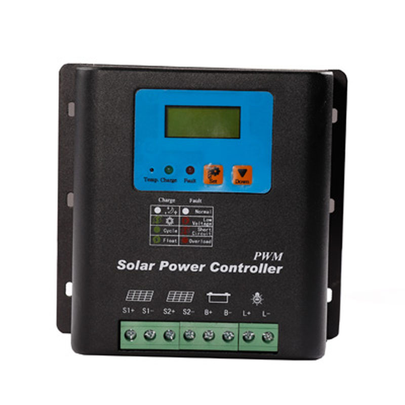PWM-30-80 SP Solar Charge Controller 30-80A