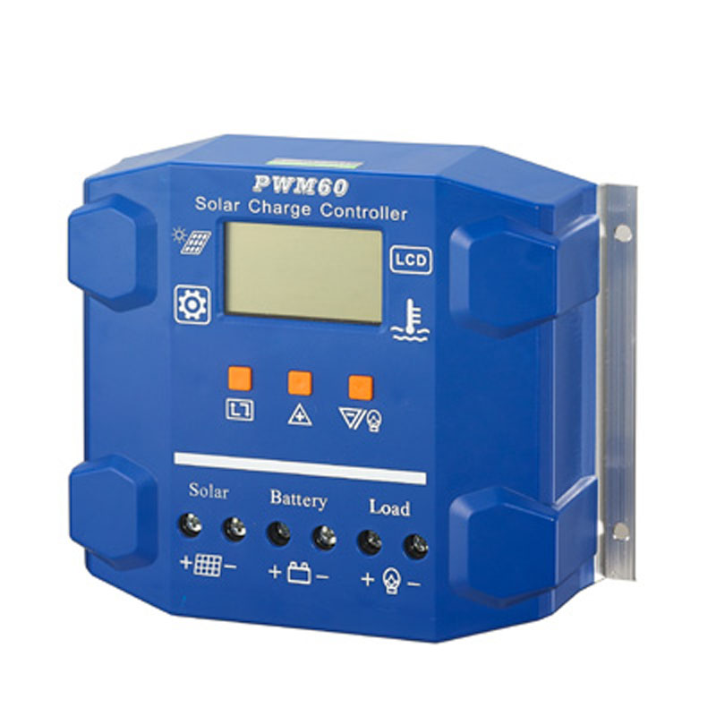 PWM-60 Solar Charge Controller SD 50-60A