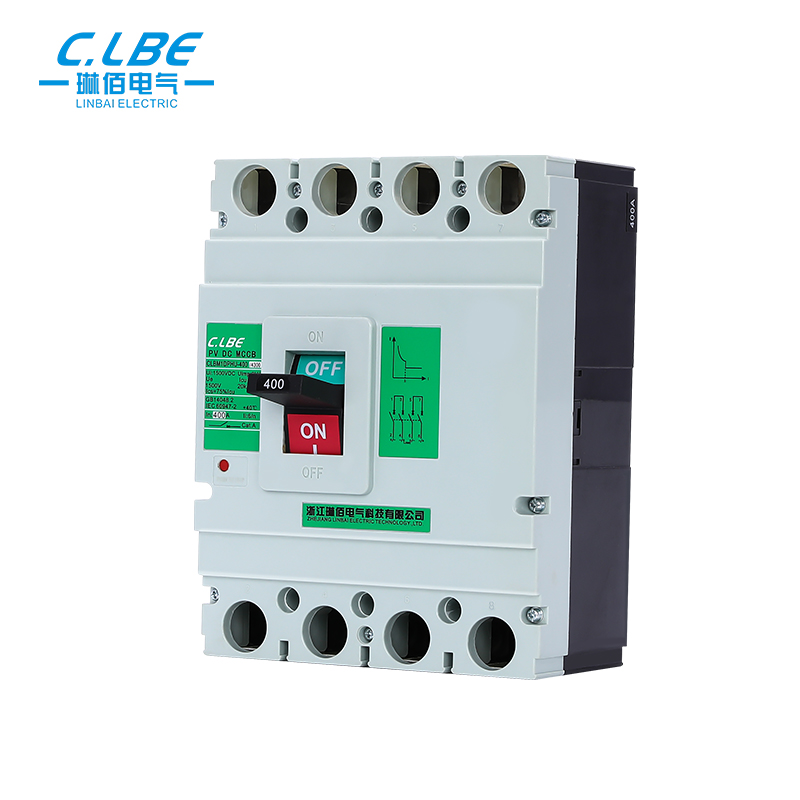 CLBM1DPHU-400 1500V DC MOULDED CASE CIRCUIT BREAKER 250A 315A 350A 400A PV Combiner Box